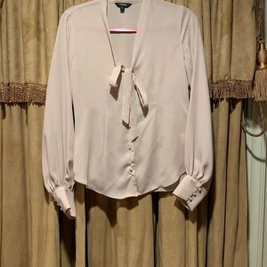 Light pink Express lady's small shirt.. New